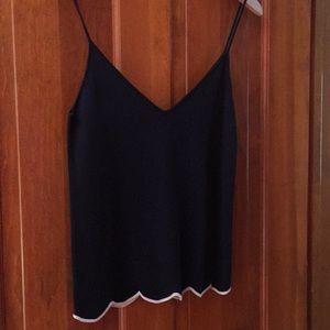 NWT Beautiful Zara Knit tank